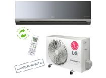 Ar Condicionado Split 22000 BTU/s Quente/Frio 220V LG Libero Art Cool Inverter AS-W242CRZ1